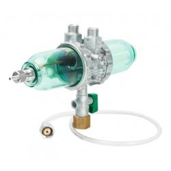 : фото Сепаратор воздуха для дизельного топлива с фильтром Watts НЕ 10