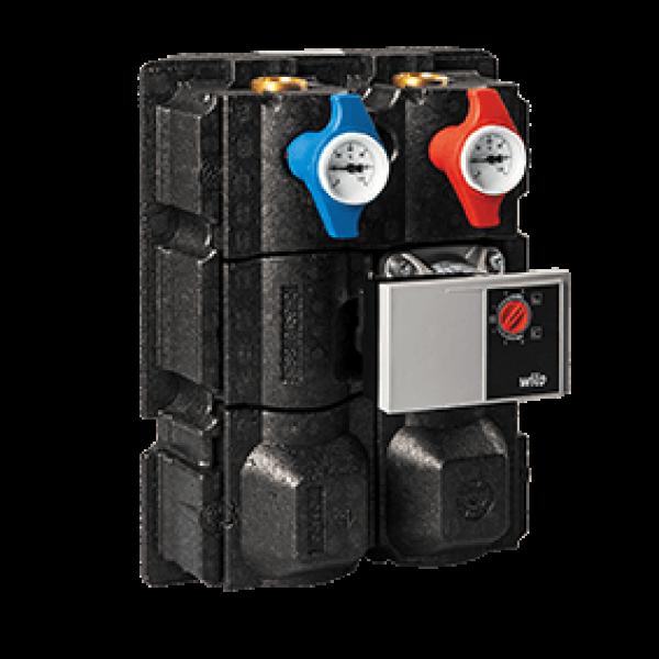 Насосный модуль WATTS FlowBox HK20 прямой, насос Grundfos UPM3 A 15-70 фото 1