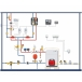 Клапан предохранительный WATTS SVH 30 x 3/4 для систем отопления (красный колпачок) фото 2