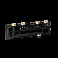 Коллектор распределительный Watts VB20-2 на 2 контура, в теплоизоляции