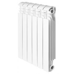: фото Радиатор алюминиевый Global Iseo 350 (4 секции)