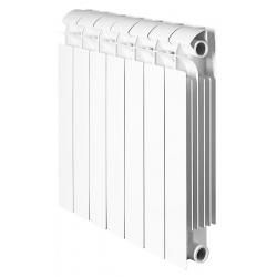 : фото Радиатор биметаллический Global Style Plus 350 (4 секции)