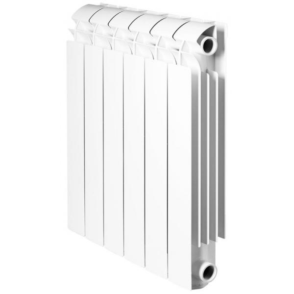 Радиатор алюминиевый GLOBAL Vox R-500 (4 секции) фото 1