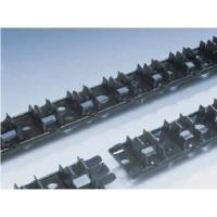 Фиксирующая шина RAUFIX 16/17/20 мм с гарпун-дюбелем Rehau