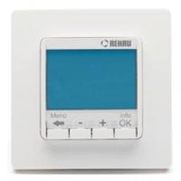Терморегулятор Rehau Optima 10 A, с цифровым дисплеем, многофункциональный, программируемый, с датчиком температуры