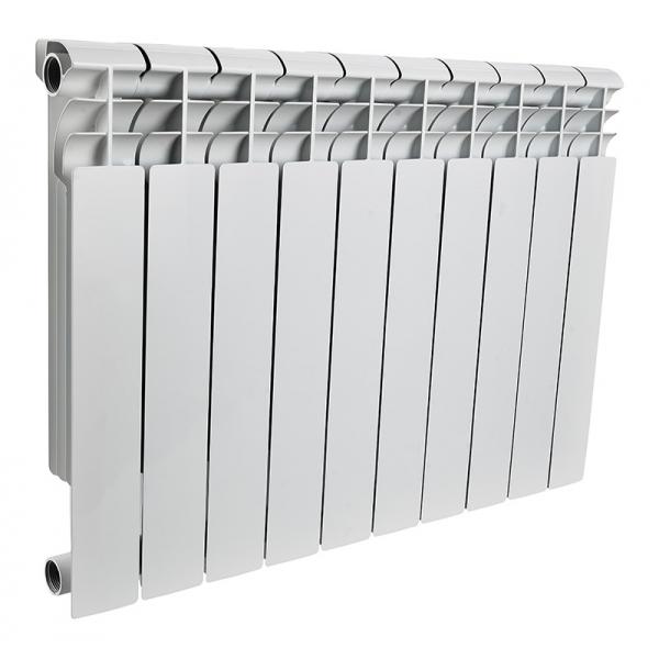 Радиатор алюминиевый ROMMER 10 секции PROFI AL500-80-100-10 фото 1