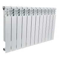Радиатор алюминиевый Rommer 12 секций PROFI AL350-80-80-12
