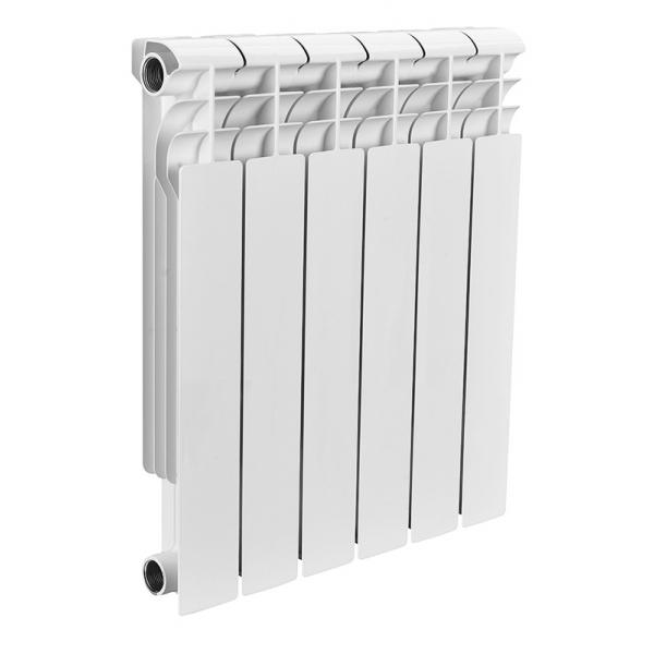 Радиатор биметаллический ROMMER 6 секций OPTIMA Bm 500-6 фото 1