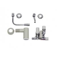 Группа безопасности с редуктором давления с присоединительной трубной обвязкой R 1/2'' для VIH Q 75B и VIH QL 75B при давлении в водопроводе от 6 до 12 бар