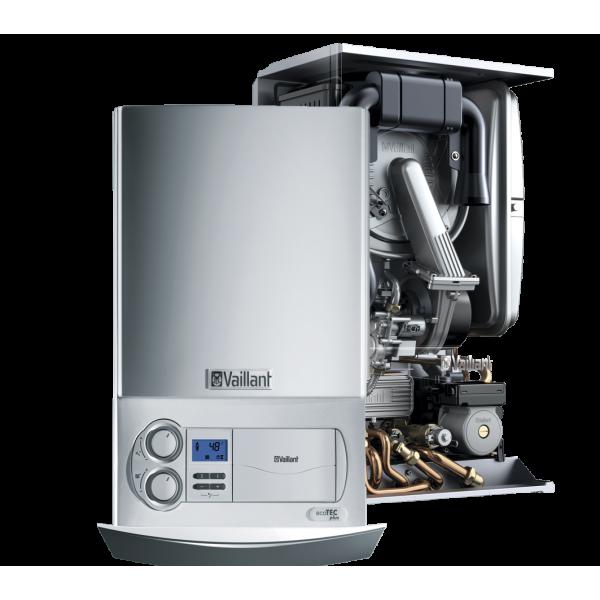 Настенный газовый конденсационный котёл VAILLANT ecoTEC VU OE 466/4 - 5 H, одноконтурный, 44 кВт фото 1