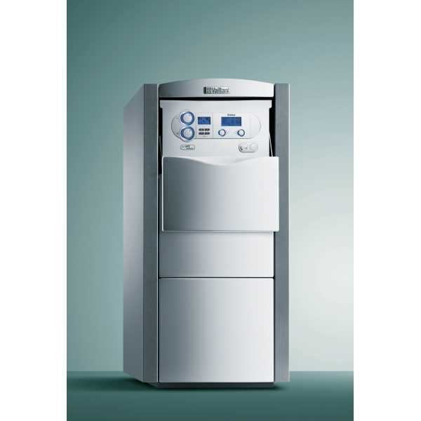 Напольный газовый конденсационный котёл VAILLANT ecoVIT VKK 476/4 INT, 45  кВт, одноконтурный фото 1