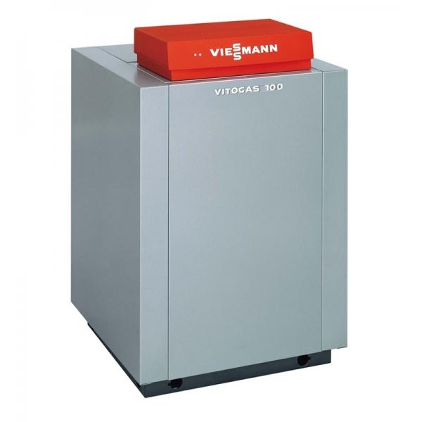 Газовый напольный котел VIESSMANN Vitogas 100-F 60 кВт с Vitotronic 100 KC4B фото 1