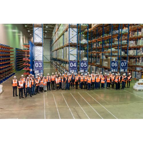 Viega открыла свой первый склад в России