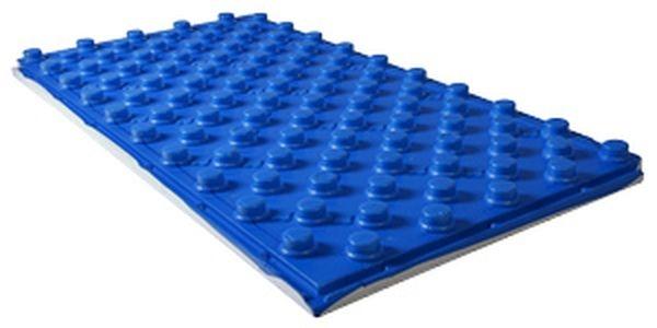 Плита ФОРМАТ FT 20/40 L (2 штуки- 1кв.м.) цвет синий фото 1