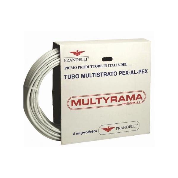 Труба металлопластиковая PRANDELLI (Multyrama) 16х2.0 фото 1