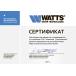 Коллектор для этажной радиаторной разводки WATTS 1'' x 2 выхода HKV/A-2 фото 3