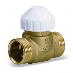 """: фото Двухходовой зональный клапан для фанкойлов Watts (2131) 1"""" HP"""