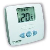 Комнатный термостат Watts WFHT-LCD, с датчиком пола