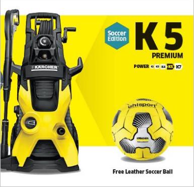 K 5 Premium Football Edition