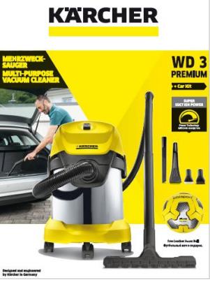 WD3 Premium Car Football Edition