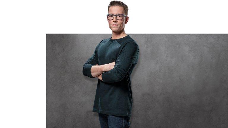 Маттиас Крузе, специалист по монтажу фирмы Diga Service GmbH
