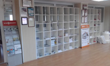 Каталоги буклеты Viessmann - выставочный стенд